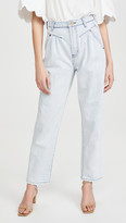 One Teaspoon Florence Streetwalkers High Waist 80's Jeans
