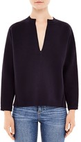 Sandro Ezra Boxy Sweater