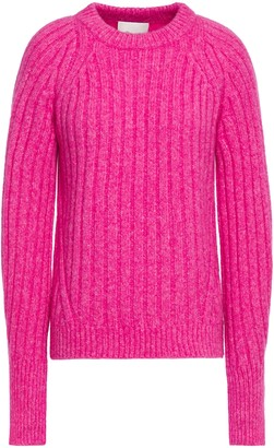 3.1 Phillip Lim Lofty Ribbed-knit Sweater