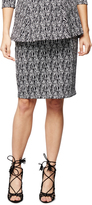 A Pea in the Pod Under Belly Pencil Fit Maternity Skirt
