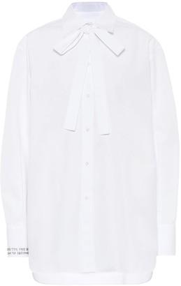 Valentino Exclusive to Mytheresa a Cotton shirt