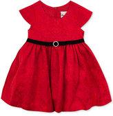 Rare Editions Brocade & Velvet Dress, Toddler & Little Girls (2T-6X)