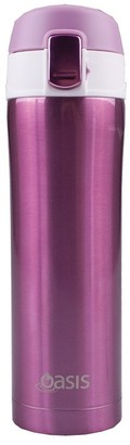 Oasis D.Line Flip-Top Vacuum Flask 450ml Blush