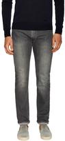 Z Zegna Men's Solid Cotton Jeans