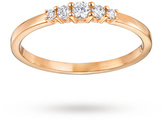 Swarovski Frisson Ring - Ring Size N