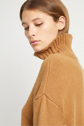 French Connection Supersoft Wool Cashmere High Neck Jumper
