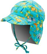 I Play Boys' Turtle Classics Flap Sun Protection Hat (0mos4yrs) - 8127881