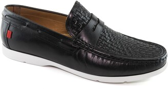 Marc Joseph New York Thompson Street Penny Loafer