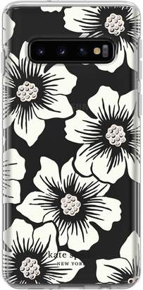 Kate Spade Galaxy S10 Large-Scale Floral Protective Phone Case