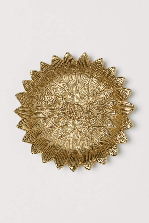 H&M Flower-shaped Dish