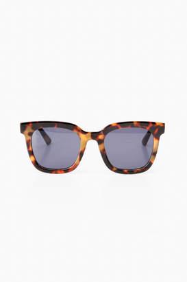 Morgan Aj Eyewear Tortoise Walker Sunglasses