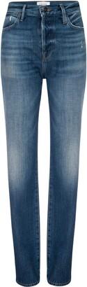 Frame Le Pixie Hollywood Straight Leg Jeans