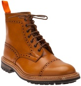 Comme des Garcons Junya Watanabe Man Perforated work boot