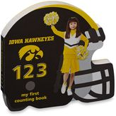 Bed Bath & Beyond University of Iowa Hawkeyes 123: My First Counting Board Book