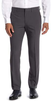 """Kenneth Cole Reaction Herringbone Solid Suit Separates Trousers - 29-34\"""" Inseam"""