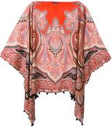 Etro paisley print blouse - women - Silk/Acrylic/Viscose - One Size