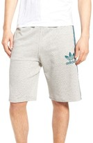 adidas Men's Ac Baggy Sweat Shorts