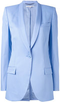 Stella McCartney twill blazer - women - Cotton/Viscose/Wool - 38
