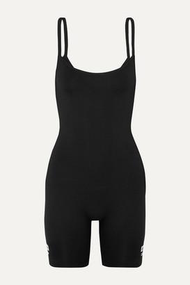 adidas Stretch-jersey Bodysuit - Black