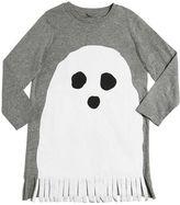 Stella McCartney Ghost Print Organic Cotton Jersey Dress