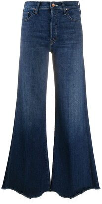 Mother Home Movies flared jeans