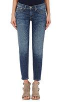 Rag & Bone Women's Capri Skinny Jeans-BLUE