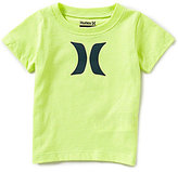 Hurley Baby Boys 12-24 Months Icon Fill Tee