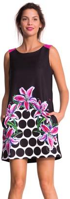 Desigual Women's Vest_Sicilia Casual Dress