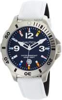 Nautica Men's N12568G BFD 101 Blue Dial Watch [Watch]