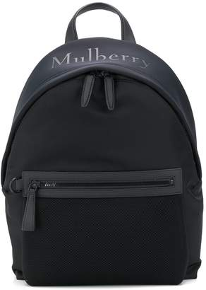 Mulberry mesh detail backpack