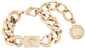 Versace Pre-Owned Medusa chain bracelet