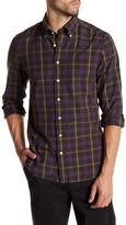 Gant Bleecker Madras Long Sleeve