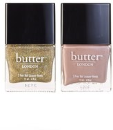 Butter London 'Her Majesty's' Nail Lacquer Duo (Nordstrom Exclusive)