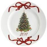 Martha Stewart Collection Dinnerware, Holiday Garden 2011 Tree Plate