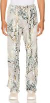 Fear Of God Baggy Nylon Pant in Prairie Ghost Camo   FWRD