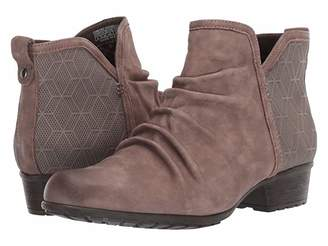 Cobb Hill Gratasha Panel Boot 2 (Dust Taupe) Women's Shoes