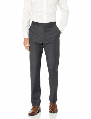 Tommy Hilfiger Men's Big-Tall Modern Fit Suit Separate with Stretch Pants