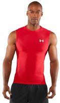 Under Armour Men's Heatgear Sleeveless Compression T-shirt