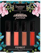 Butter London & project Runway junior Fembot Petite Lip Gloss Set