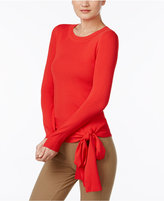 INC International Concepts Bow Sweater, Only at Macy's