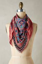 Mary Frances Lotus Kaleidoscope Scarf