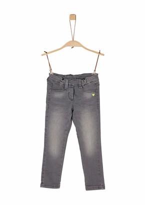 S'Oliver Girls' 403.10.002.26.180.2021454 Jeans