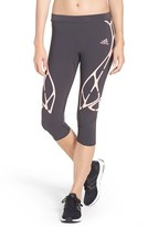 adidas Women's 'Adizero' Climalite Crop Tights