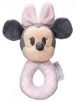 Disney Minnie Mouse Plush Rattle Ring for Baby