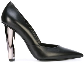 Poiret Metallic-Heel Pumps