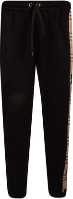 Burberry Side Check Detail Track Pants