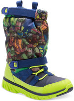 Stride Rite Little Boys' or Toddler Boys' Made2Play TMNT Sneaker Boots