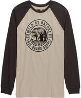 Hippy-Tree Hippy Tree Grizzly Long-Sleeve T-Shirt - Men's