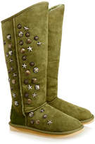 Australia Luxe Collective Sage Angel Tall Shearling Boot