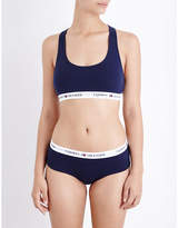 Tommy Hilfiger Iconic stretch-cotton bralette